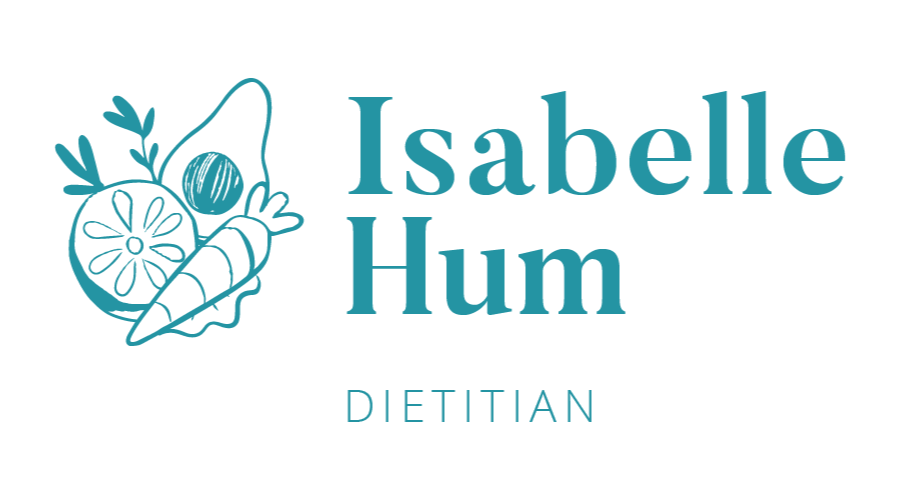 Isabelle Hum: Accredited Practising Dietitian